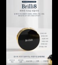 브릴리에잇쿠션 광채쿠션 건성쿠션추천 본품20g + 리필20g + 퍼프 2ea