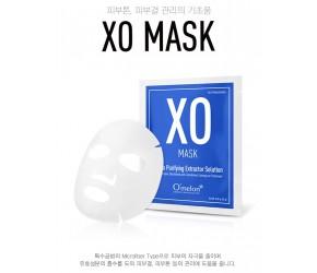 [오멜론] XO 마스크 (Aqua Purifying Extractor Solution) 1ea
